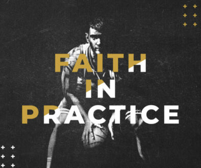 Faith In Practice Slide