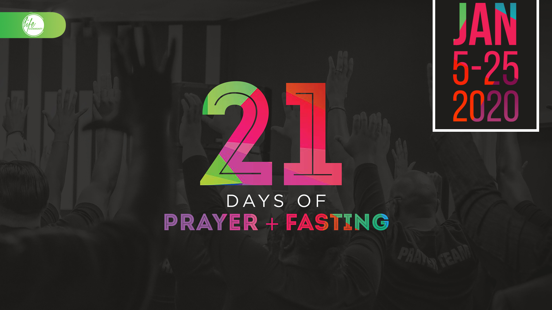 1.3 Prayer Fasting
