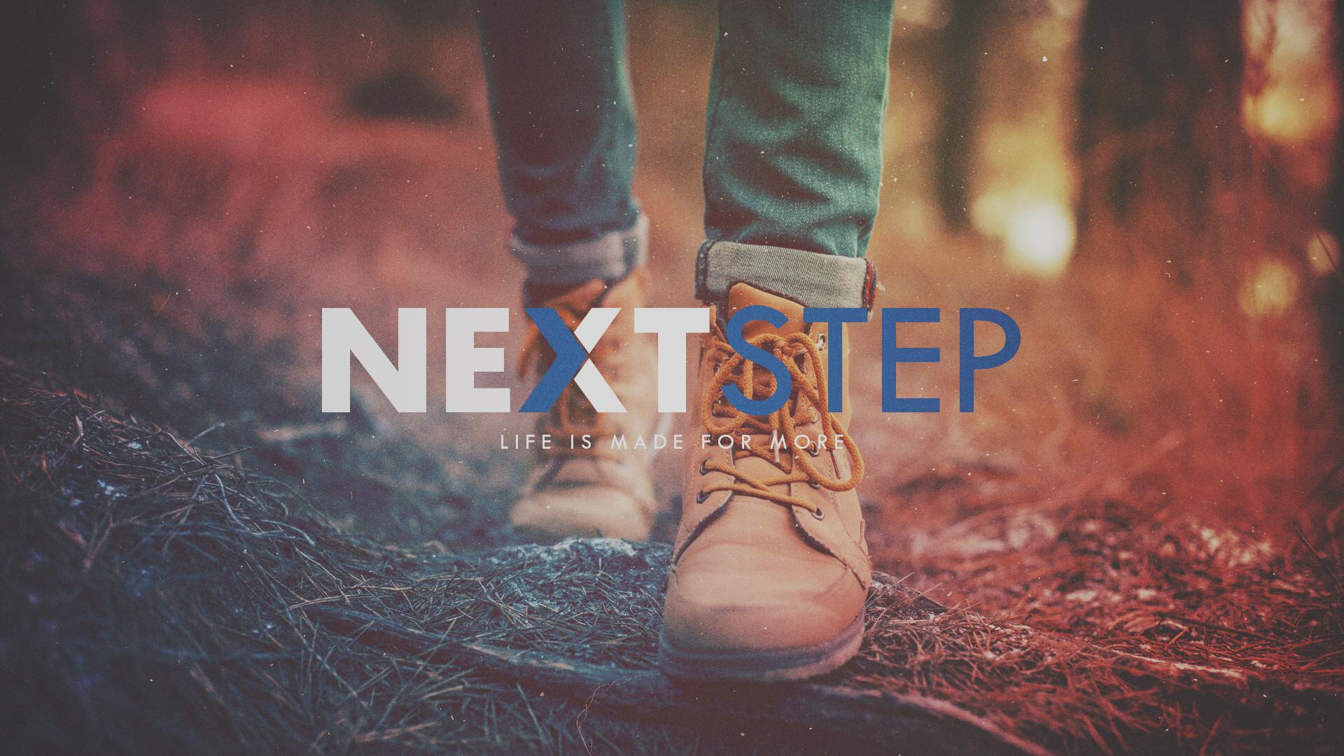 Next Step Title
