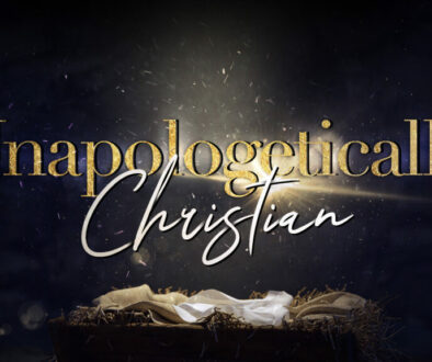 Unapologetically Christian Slide