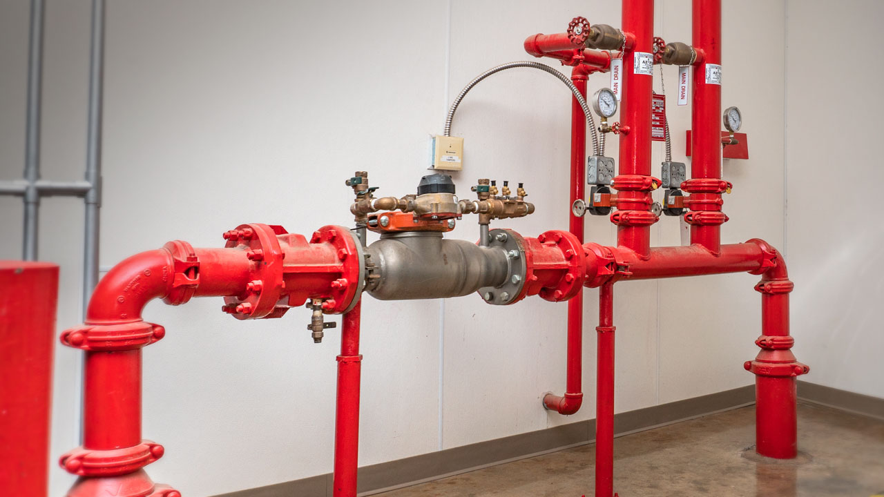 Fire suppression system