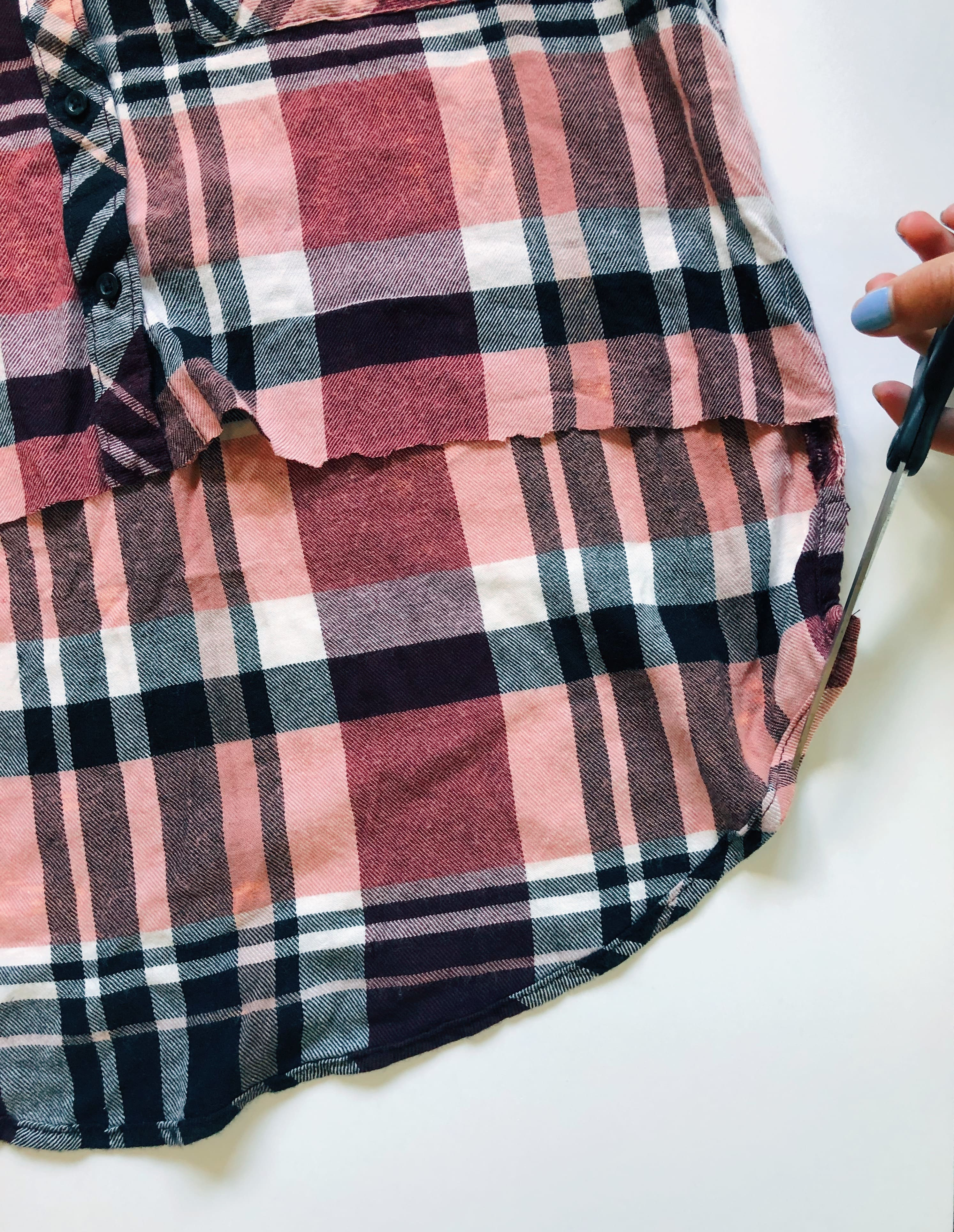 diy flannel