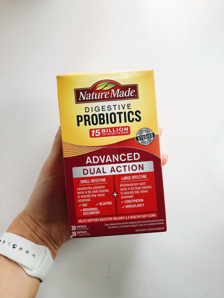 nature made probiotics