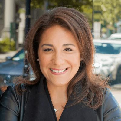 Photo of Elena Rivera-Cheek, Chief Creative Officer of Copy & Art Advertising