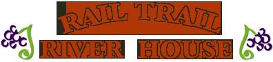 Rail Trail River House Logo