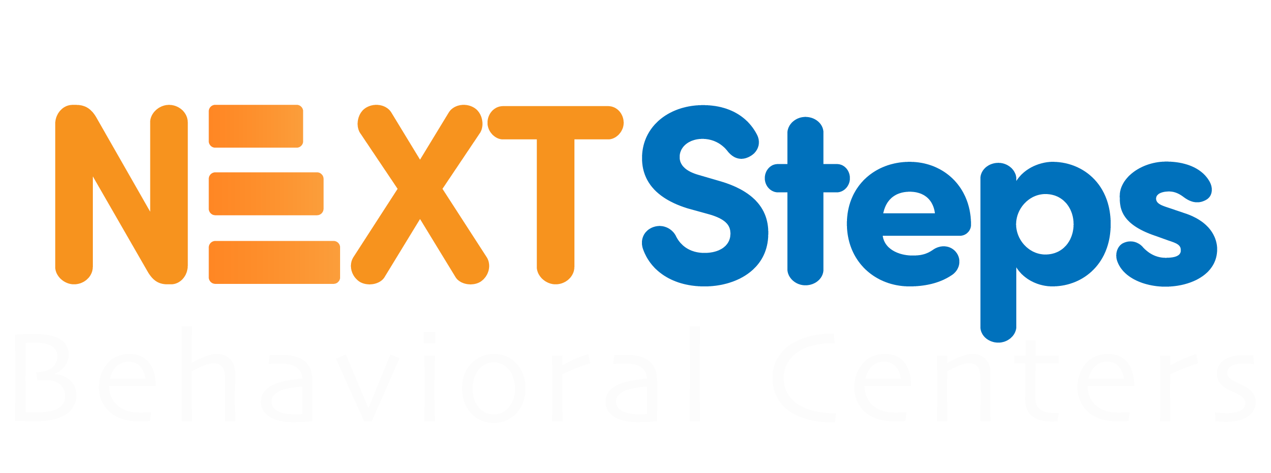 Next Steps Behavioral Centers Logo