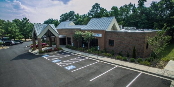 Next Steps Behavior Center Henrico Location exterior