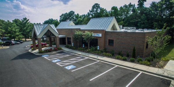 Next Steps Behavior Center Outside Henrico Location
