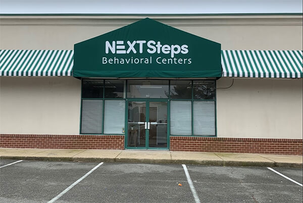 Next Steps Behavior Center Outside of Mechanicsville location
