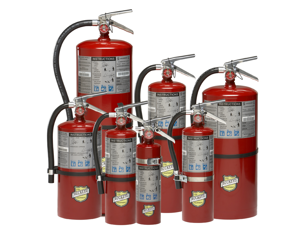 Atlas Fire Equipment Buckeye Fire Extinguishers
