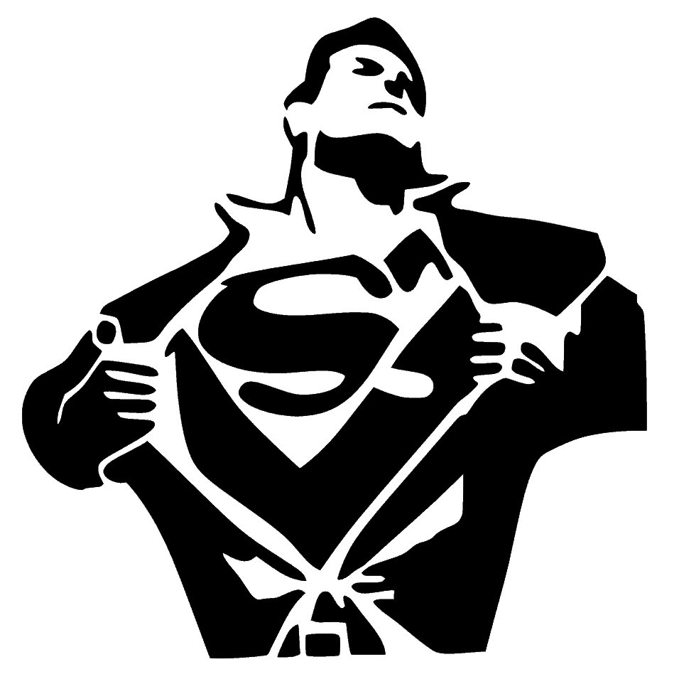 SVG FANTASY - Superman