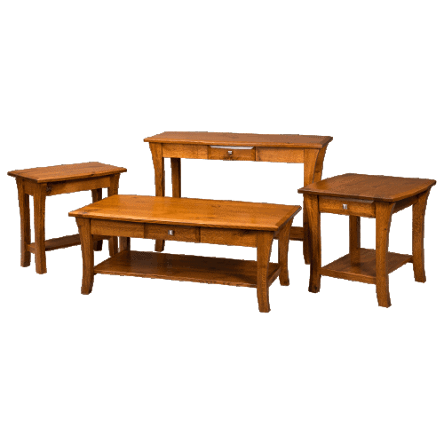 Solid Hardwood Furniture