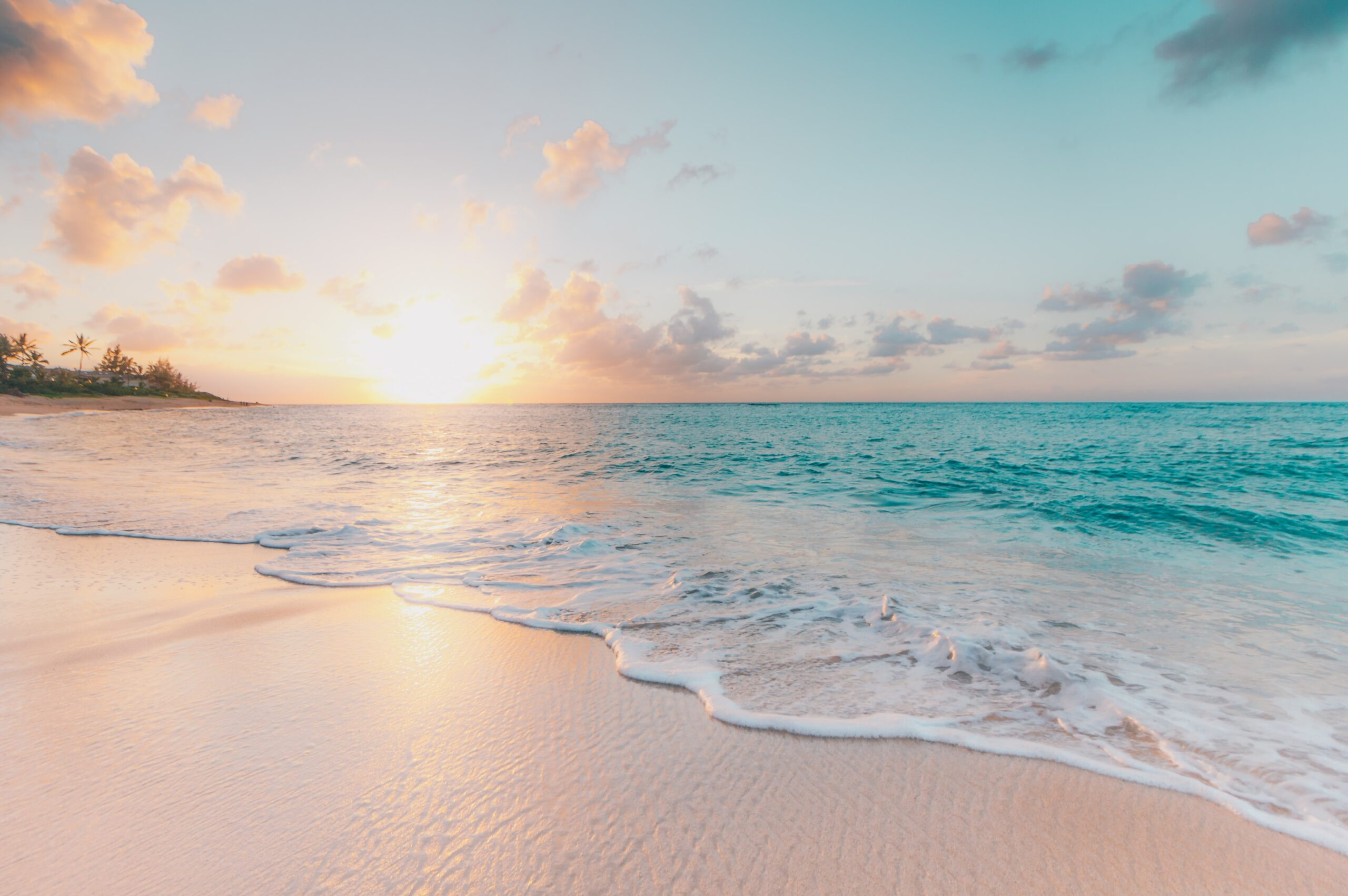 3 Benefits of Being by the Ocean
