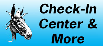 Check-in Center, Camping, Commercial Vendor Space, Concession Permits, & Stalls