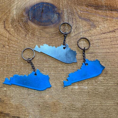 Kentucky-Keychain