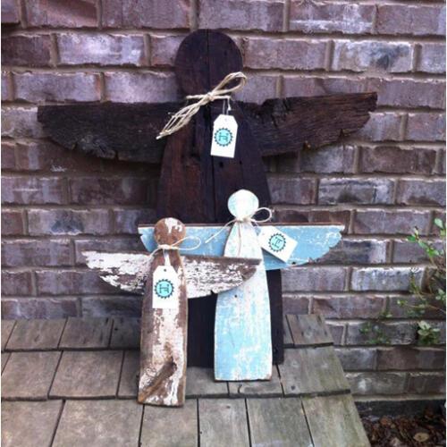 angels-wooden