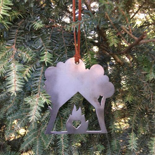 campfire-ornament