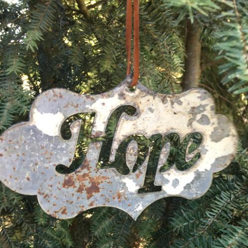 hope-ornament
