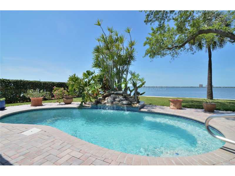 Homes for Sale Tampa Davis Islands Waterfront