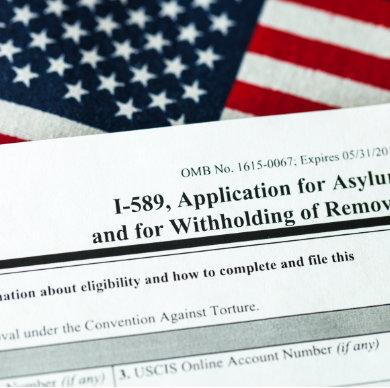 asylum lawyer - Berd & Klauss, PLLC