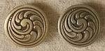 John Mincer JM15b Concho Brass/Bronze