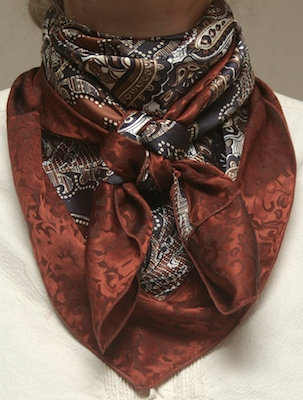 Cowboy Images Combo Scarf #29