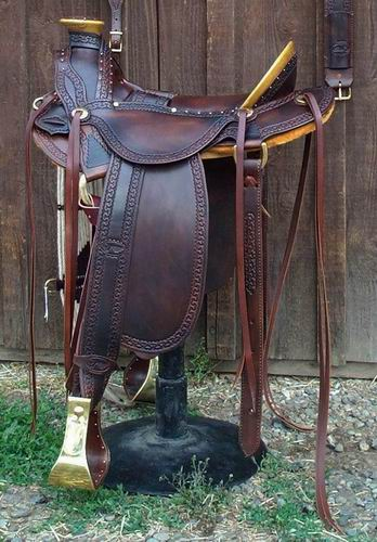 MR Vaquero Wade Saddle
