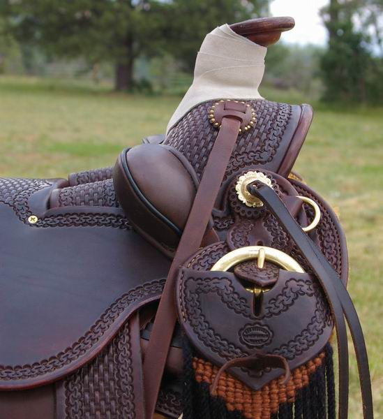 JR 3B Visalia Saddle