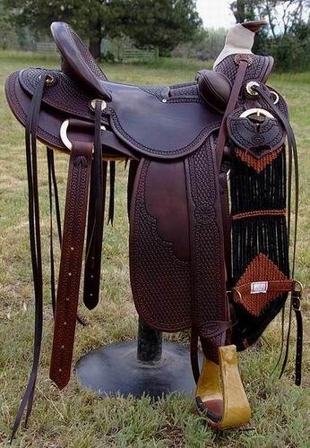 JR 3B Visalia Saddle