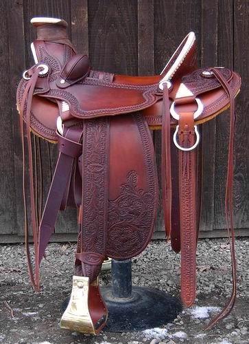 OWS Saddle #41