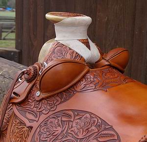 BH Wade Saddle