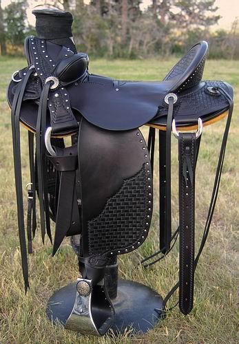 SJ Wade Saddle