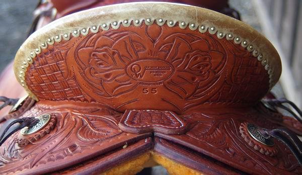 RC Wade Saddle