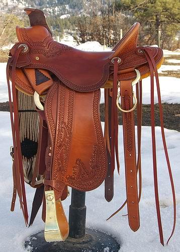 BV Visalia Saddle