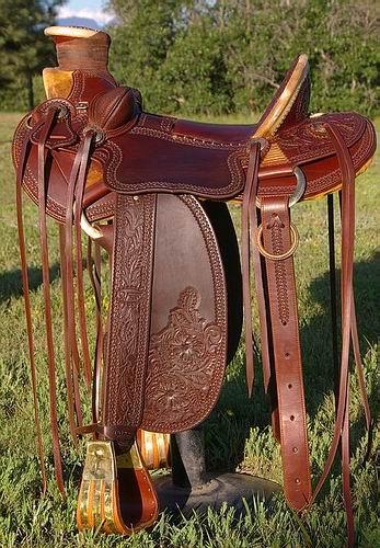 OWS Wade Saddle