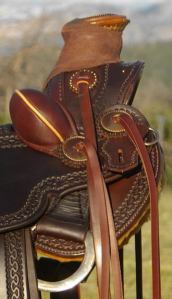 OWS Vaquero Wade Saddle