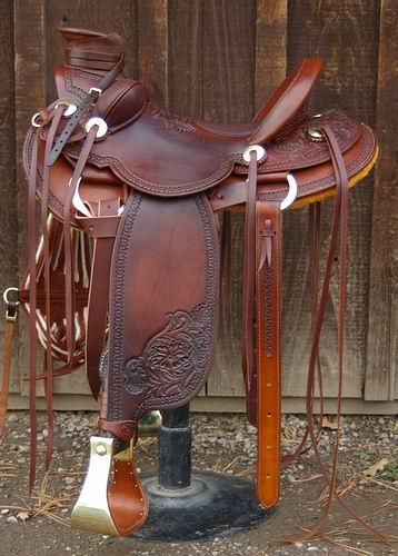DD Wade Saddle