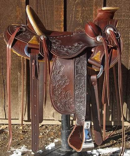NJ Wade Saddle