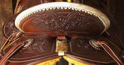 NJ Wade Saddle