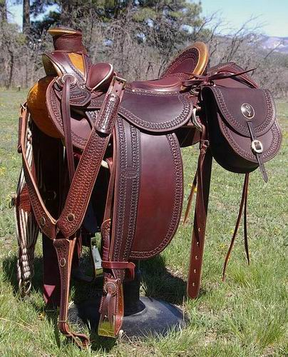 Jimmy Boyd Saddle
