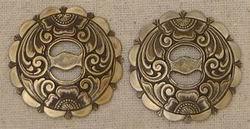 John Mincer JM11 Concho Brass/Bronze