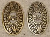 John Mincer JM581 Concho Brass/Bronze