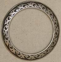 Jeremiah Watt Floral Rigging Ring