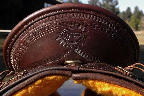 BB Slick #9 Saddle
