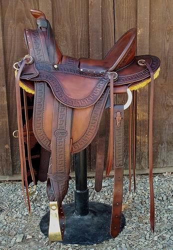 GB Ladies Astride Saddle