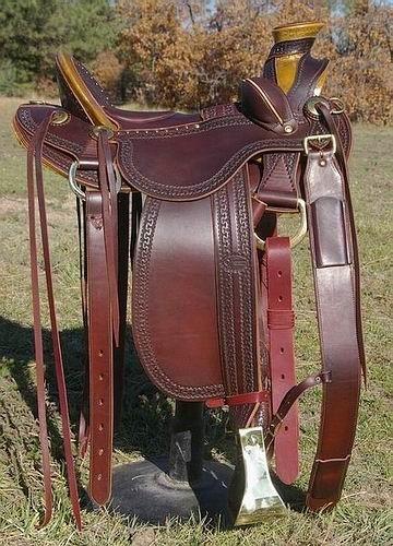 OWS Stock Saddle