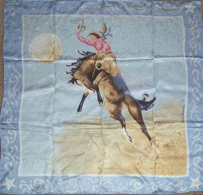 Wyoming Trader Limited Edition Teal Blake Blue