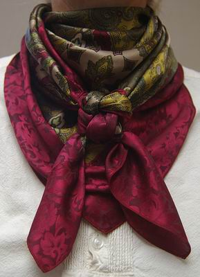 Cowboy Images Combo Scarf #19