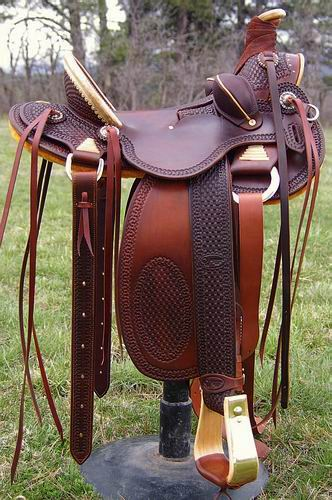 KS 3B Visaliia Saddle