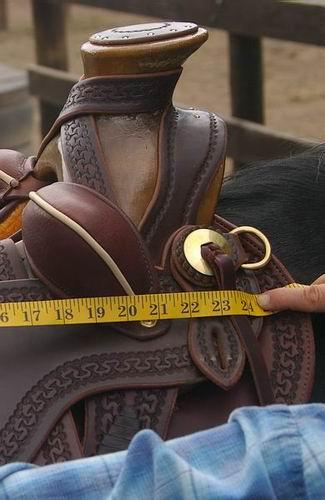 Saddle Length